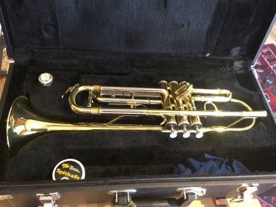 Jupiter JTR600 Trumpet with Hard Shell Case
