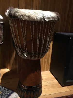 Hand Crafted Djembe