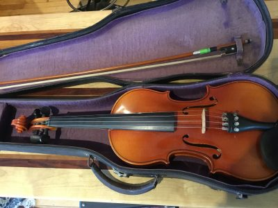 Suzuki Violin Outfit Made in Japan