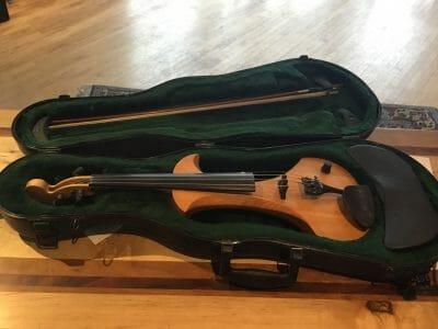 Zeta Strados Electric Violin