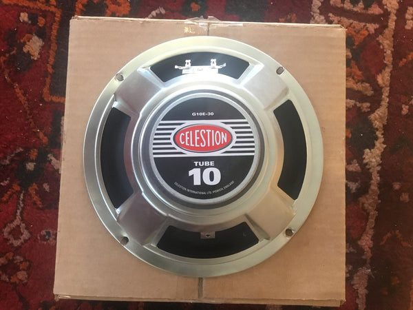 "Celestion Tube 10 30W 10"" 8ohm Speaker"