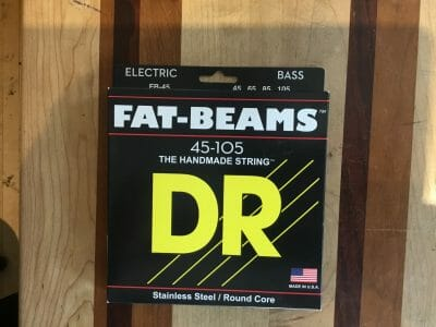 DR FB45 Fat-Beams Bass Strings