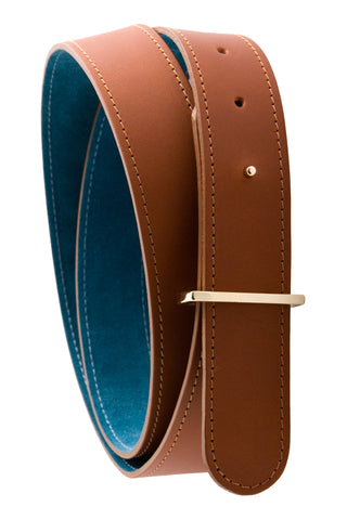 TLB01 TEAL & TAN