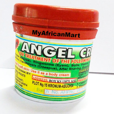 Angel cream, African ointment