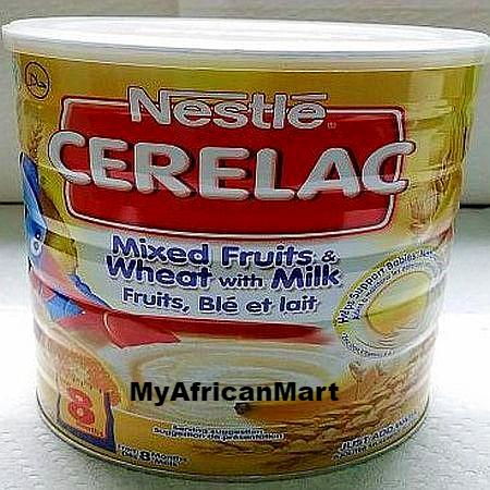 Cerelac wheat