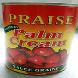 Palm soup cream