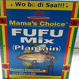 Plantain Fufu Powder
