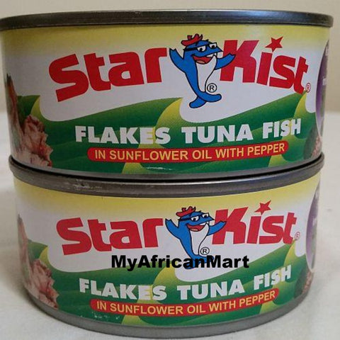 Star Kist flakes tuna fish