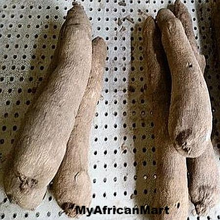 African yam(one box per order please unless wholesale)