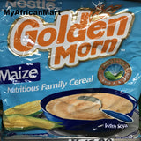 Golden Morn maize cereal