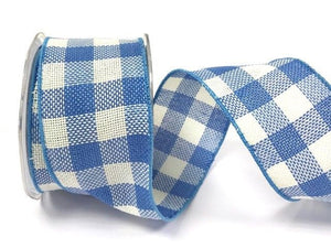 Wired gingham
