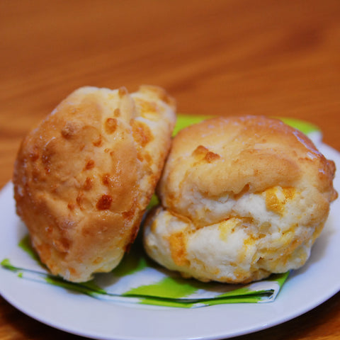 Cheese Dinner Rolls