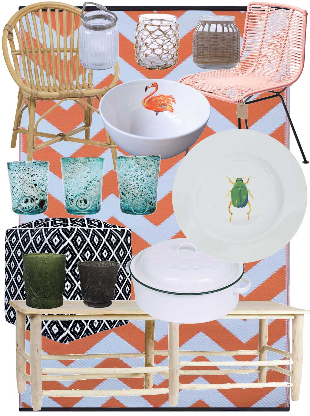 Alfresco Dining Heaven - Product Ideas - Hutsly