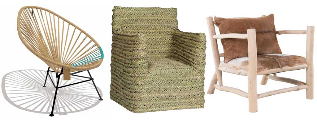 Natural Armchairs - Choosing the perfect armchair - 7 steps for the ultimate guide - Hutsly