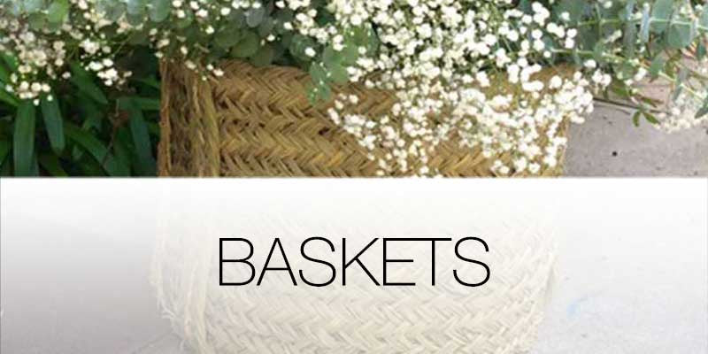 Baskets on Hutsly