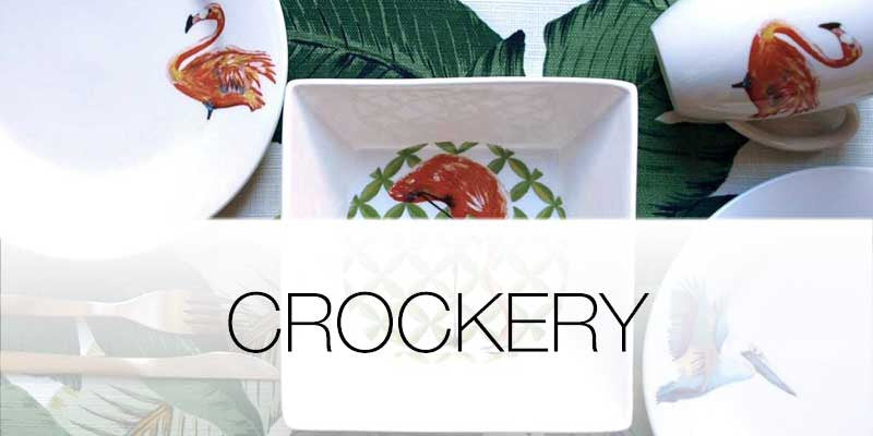 Crockery on Hutsly