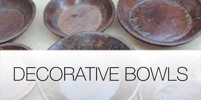 Decorative Bowls on Hutsly