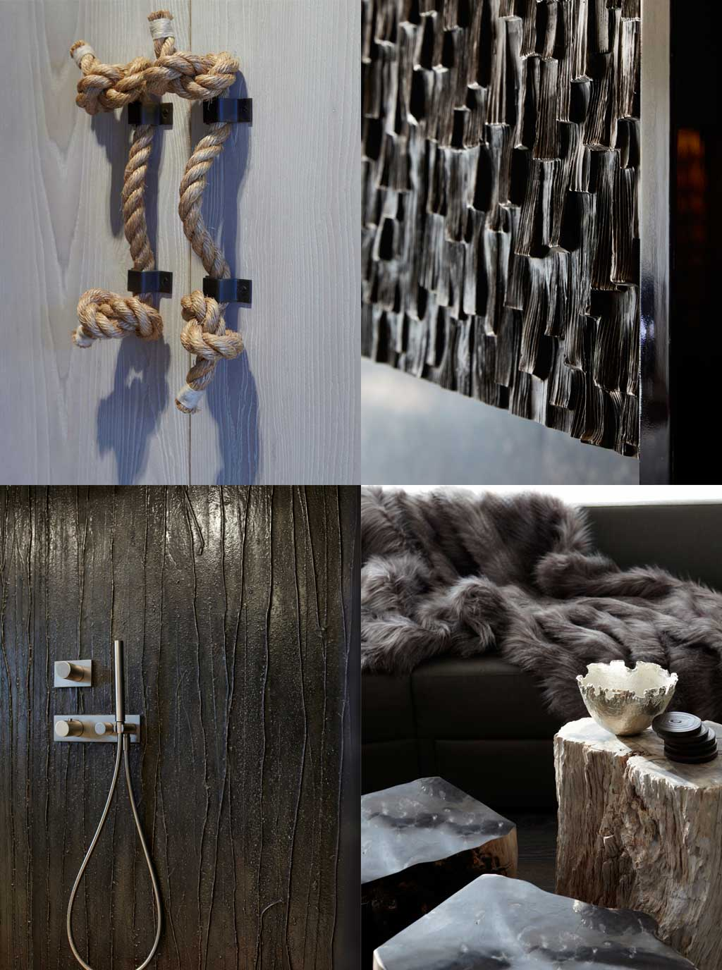 Details of surfaces from Fiona Barratt Interiors | Hutsly