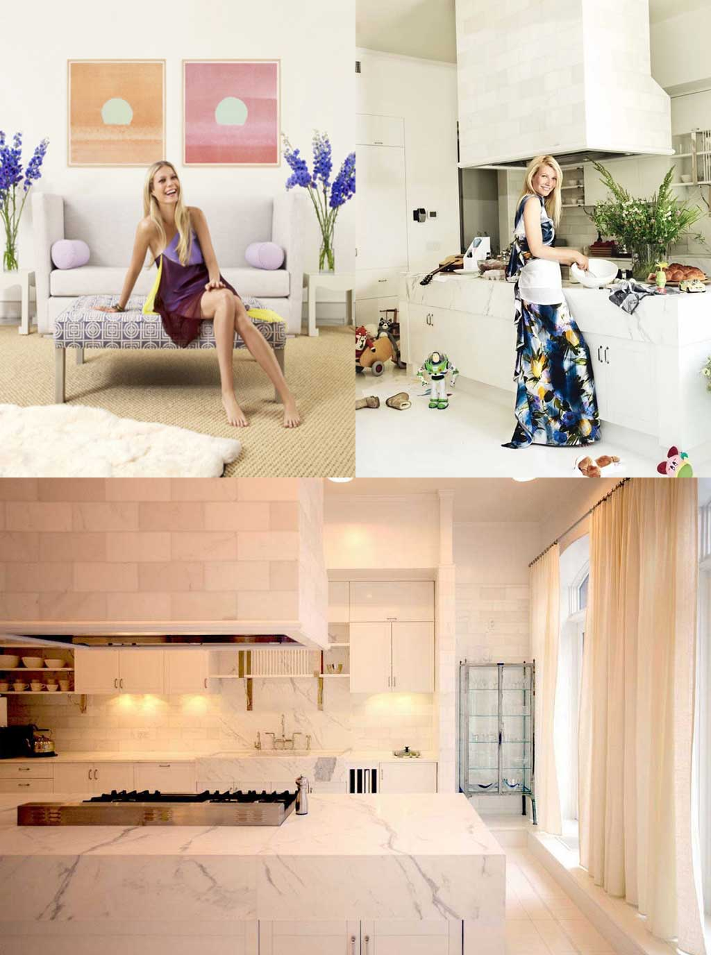 Gwyneth Paltrow NYC Apartment - Hutsly