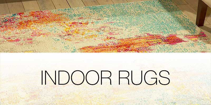 Indoor and area rugs on Hutsly