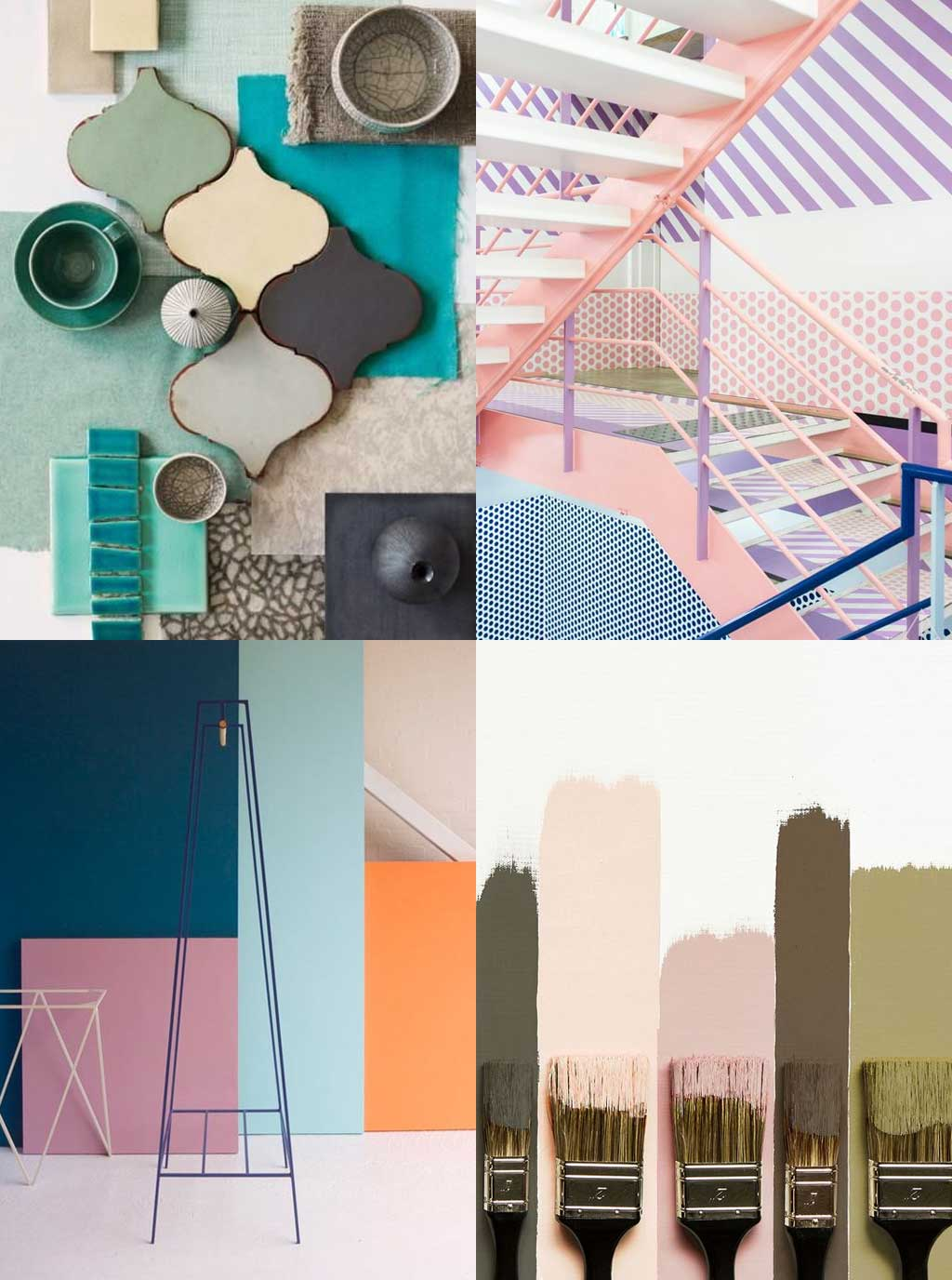 Interior Design Tip 03 - The Colour Palette - Hutsly Blog