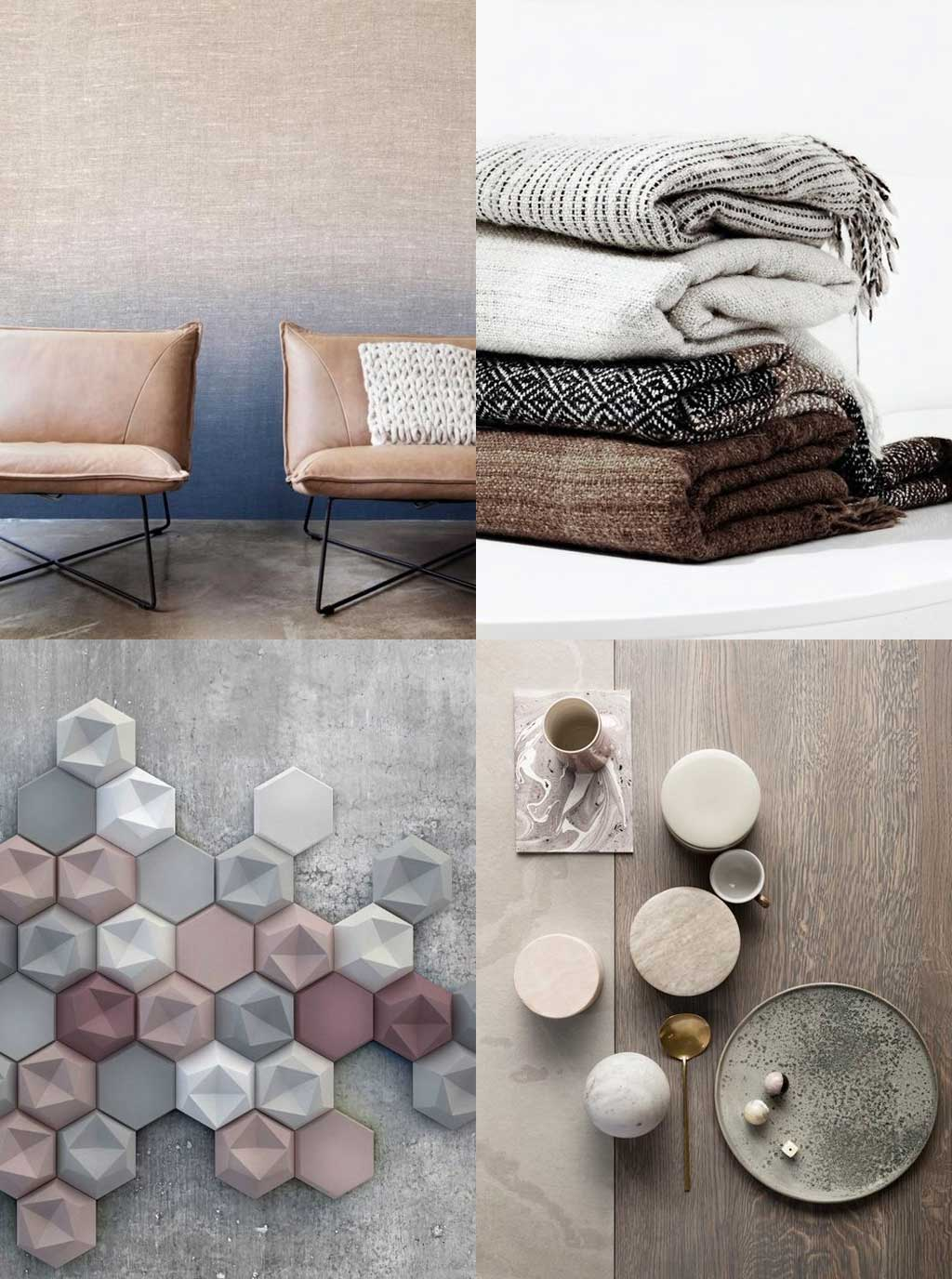 Interior Design Tip 05 - Textured Neutrals - Hutsly Blog