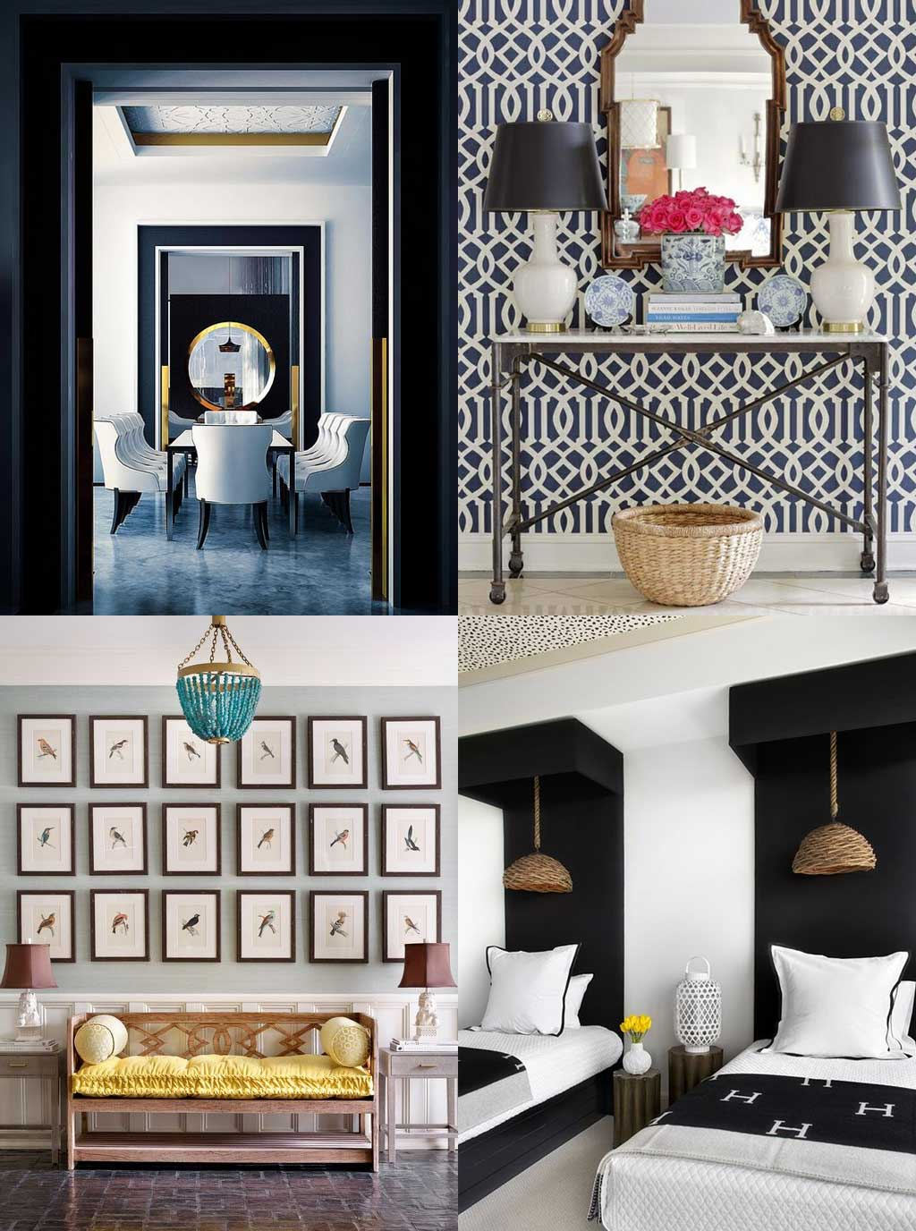 Interior Design Tip 08 - Symmetry - Hutsly Blog