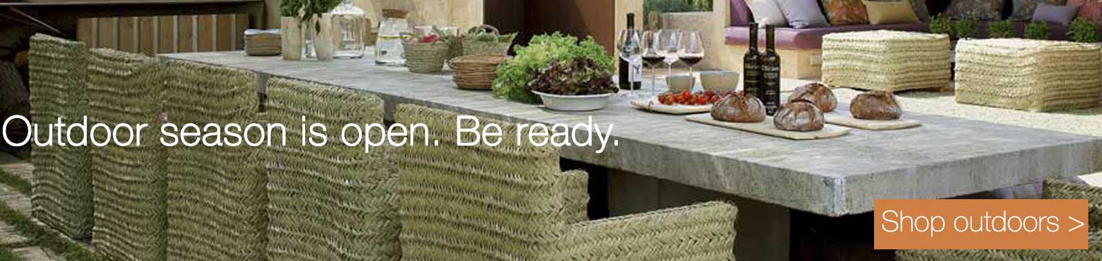 Outdoor furniture and decor - Hutsly