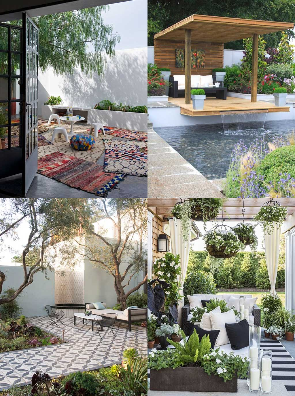 Patio Design Ideas to outshine the neighbours - Hutsly