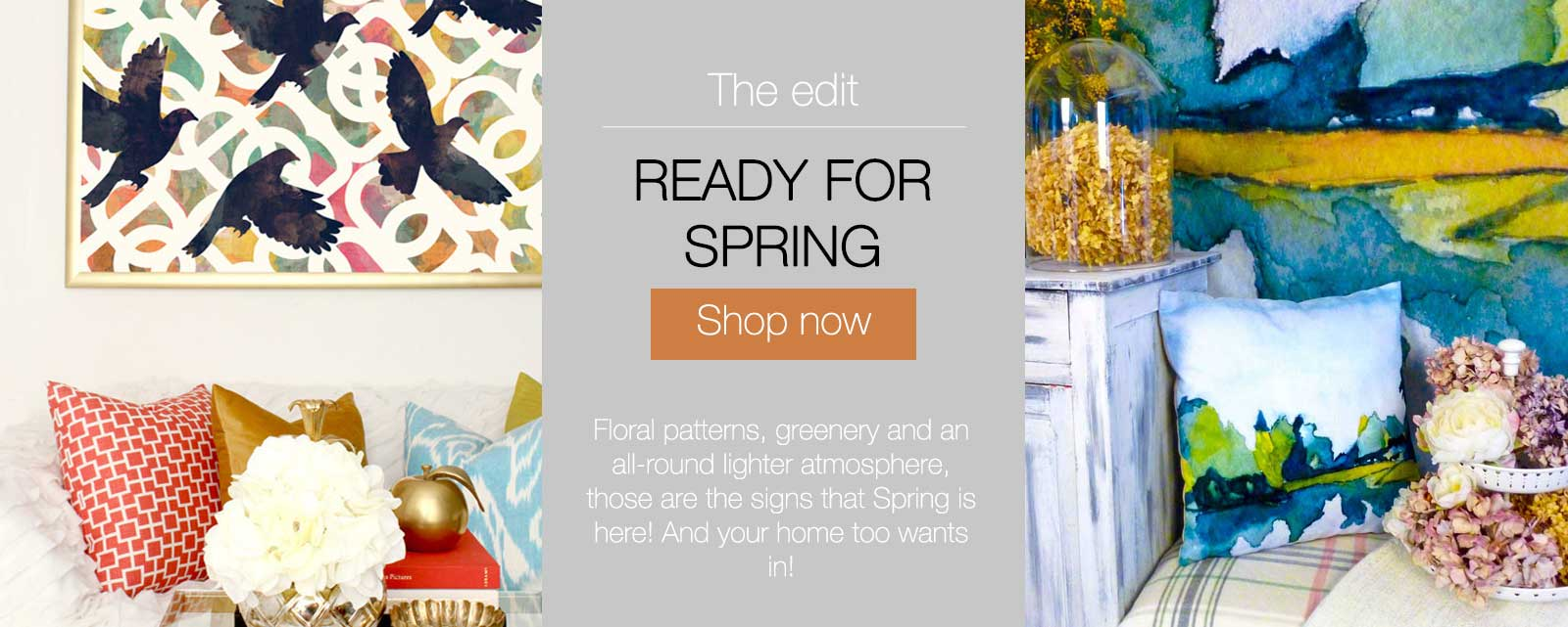 Ready for Spring, Furniture and Decor on Hutsly