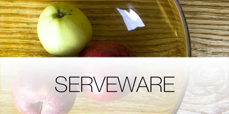 Serveware on Hutsly
