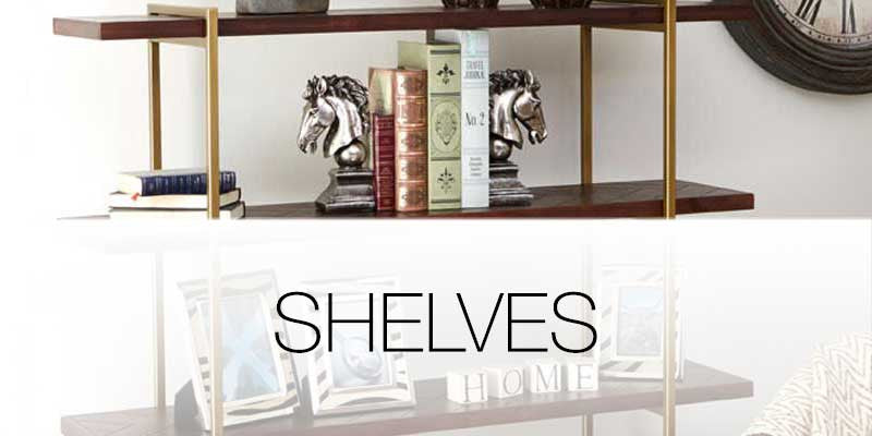 Shelves on Hutsly