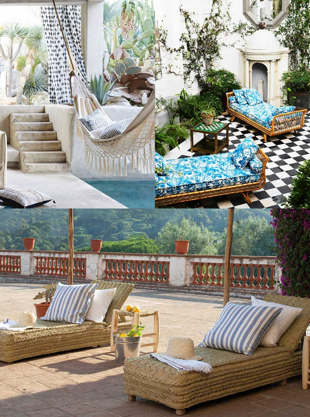 Siesta Temple - Patio Design Ideas - Hutsly