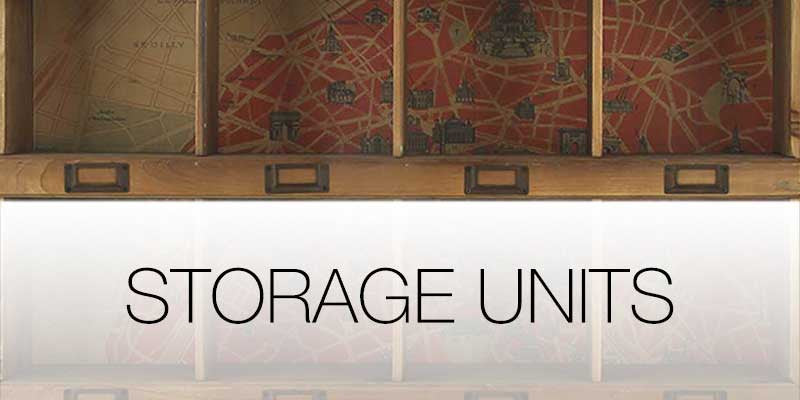 Storage units on Hutsly