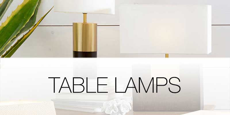 Table Lamps on Hutsly