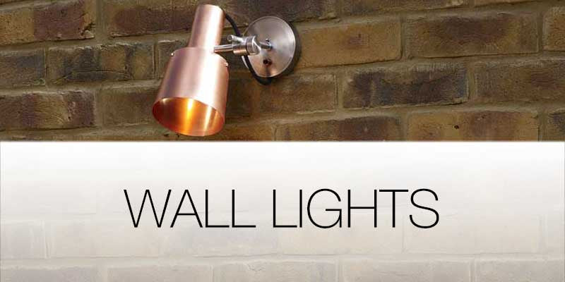 Wall lights on Hutsly