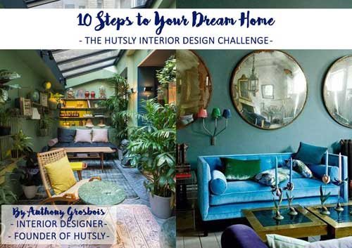 The Hutsly Interior Design Challenge