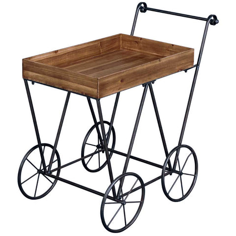 Biscaros Drinks Trolley