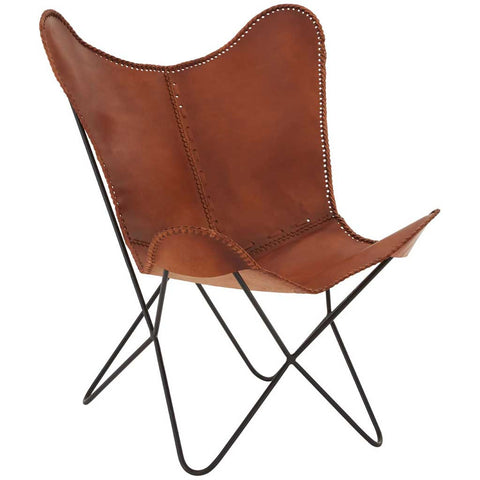 Buffalo Leather Butterfly Chair · Buffalo Leather Butterfly Chair ...