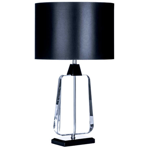 XL Azia Crystal Table Lamp