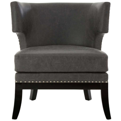 Kensington Townhouse Grey Armchair