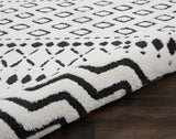 Inge | Accent Rug | Black and White | Scandinavian