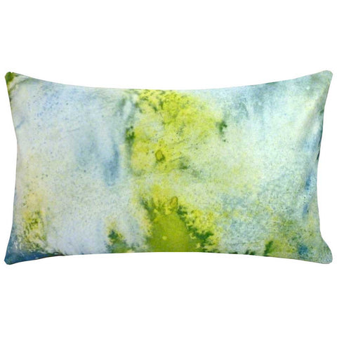 Rectangular Acid Abstract Cushion