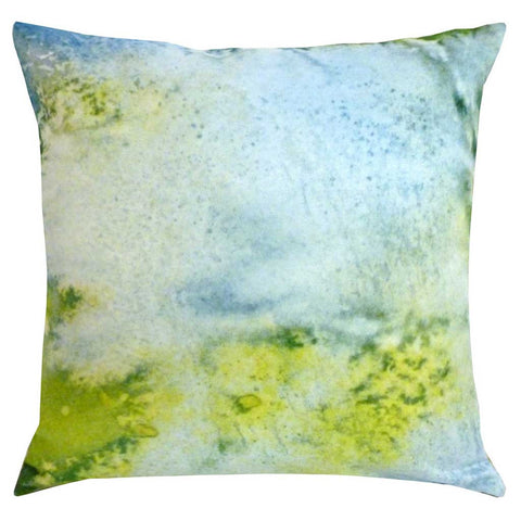 Square Acid Abstract Cushion