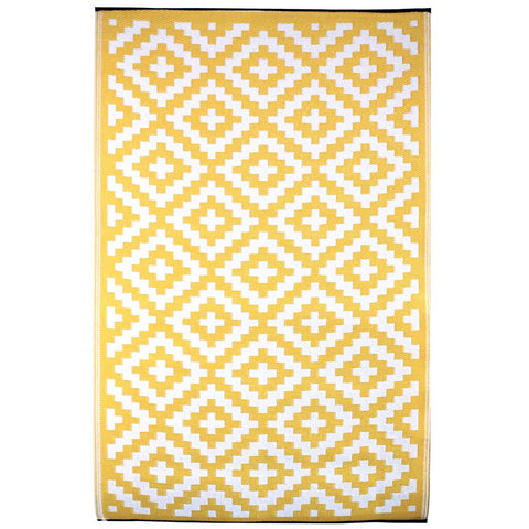 Yellow Nirvana Indoor/Outdoor Rug