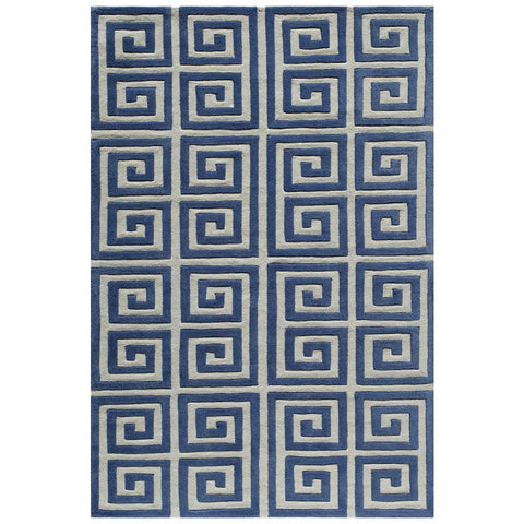 Pacific | Rug | Greek Key Pattern