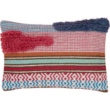 Lira Wool and Jute Cushion Cover