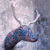 Collector Edition Blue Ibiscus Soft Deer