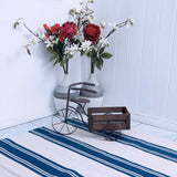 Avenue Striped Cotton Rug