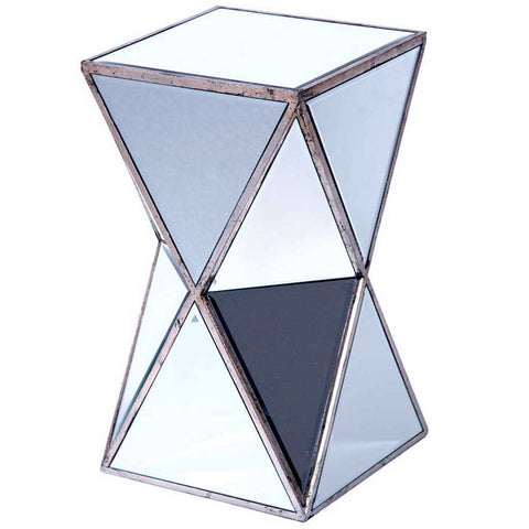 Mirrored Venetian Side Table